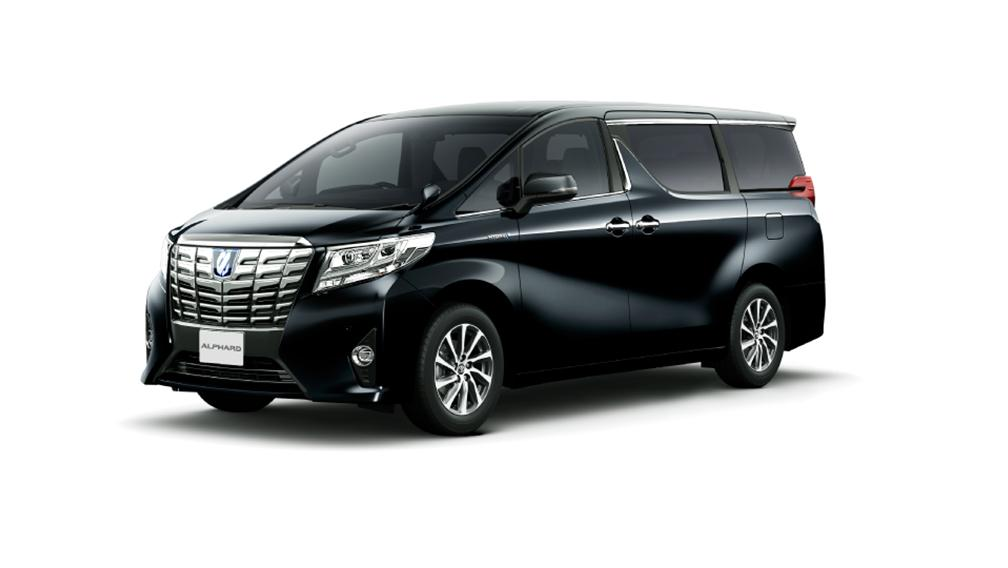 Off Lease Cars >> Toyota Alphard 2.5X (8 Seater) | Venture Cars Singapore