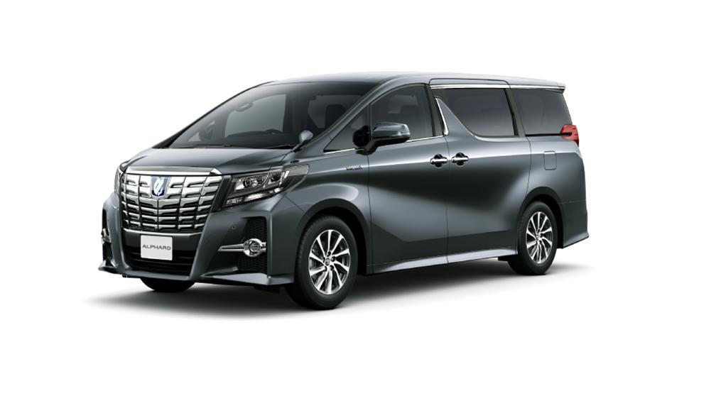 Car Lease Calculator >> Toyota Alphard 2.5X (8 Seater) | Venture Cars Singapore