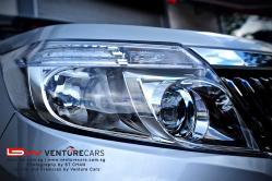 Toyota Esquire Front Headlights