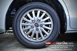 Toyota Esquire Tyre & Rims