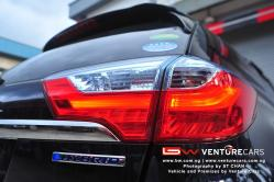 Rear Headlights