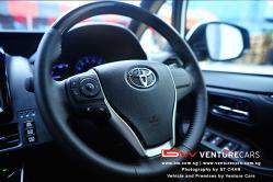 Toyota Esquire Multi-Function Steering Wheel