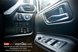 Toyota Esquire Power Window