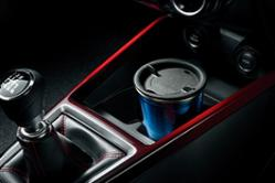 Center console drink holder